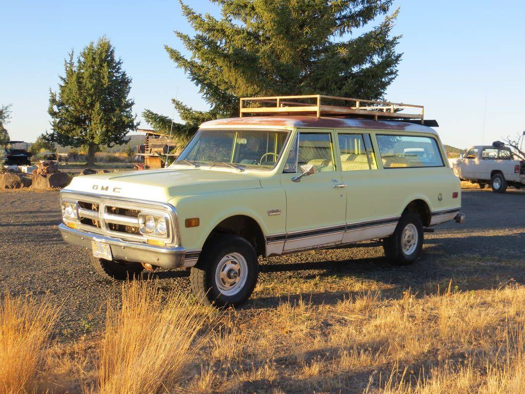 1971 3door Suburban 4x4 47 Current Chevy And Gmc Classifieds 1968