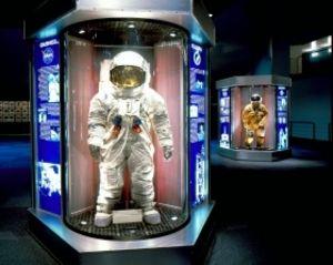 El Centro Espacial de Houston, es el espacio para visitantes del Centro Espacial Johnson de la NASA.
