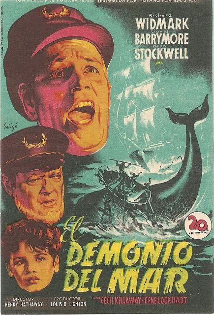 Programa de Cine - El Demonio del Mar