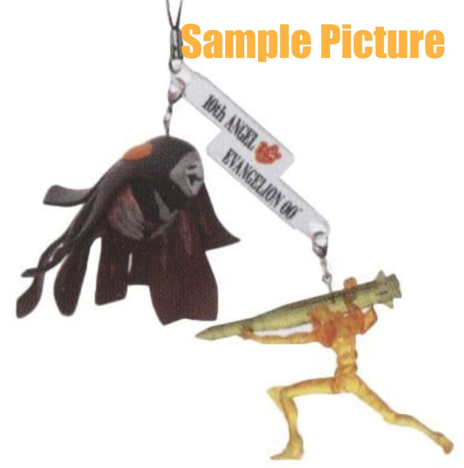 Evangelion Eva 00 Vs Zeruel Angel Twin Figure Strap Japan Anime In 2020 Evangelion Anime Evangelion Kaworu