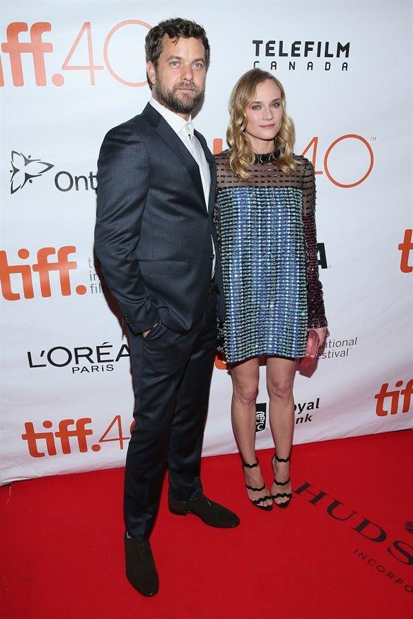 Diane Kruger e Joshua Jackson, red carpet d'amore - VanityFair.it