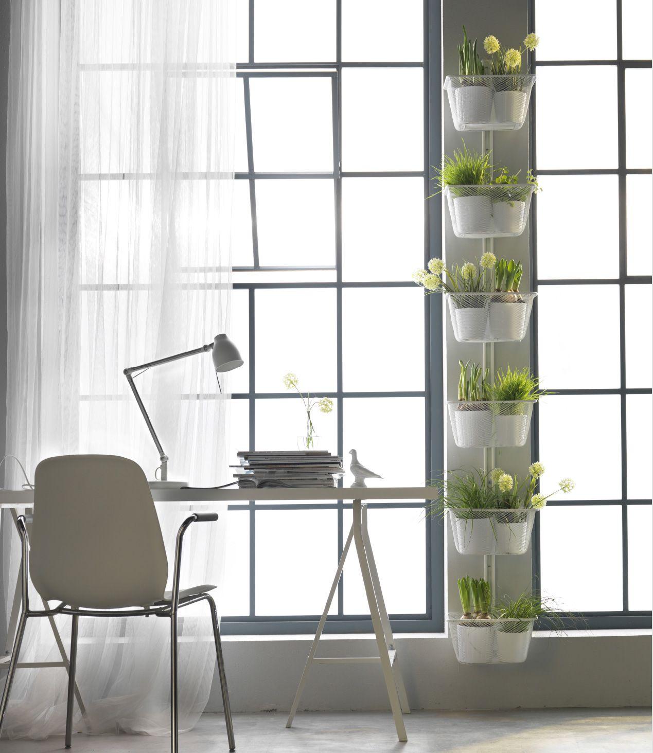 faites vivre vos murs avec des jardins suspendus ikeahome ikeafrance ikea deco decoration. Black Bedroom Furniture Sets. Home Design Ideas