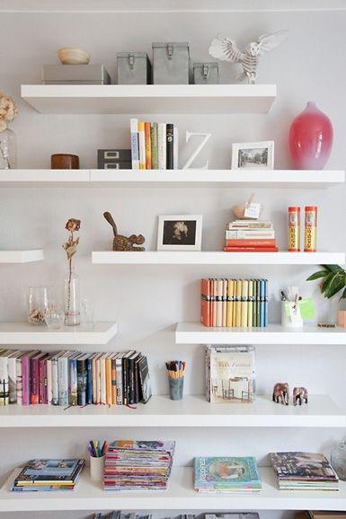 Belle Maison What S Inspiring Me Lately Floating Shelves