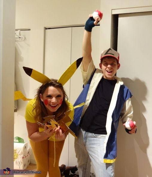 Ash ketchum and pikachu halloween costume contest at costume ash ketchum and pikachu halloween costume contest at costume works solutioingenieria Images