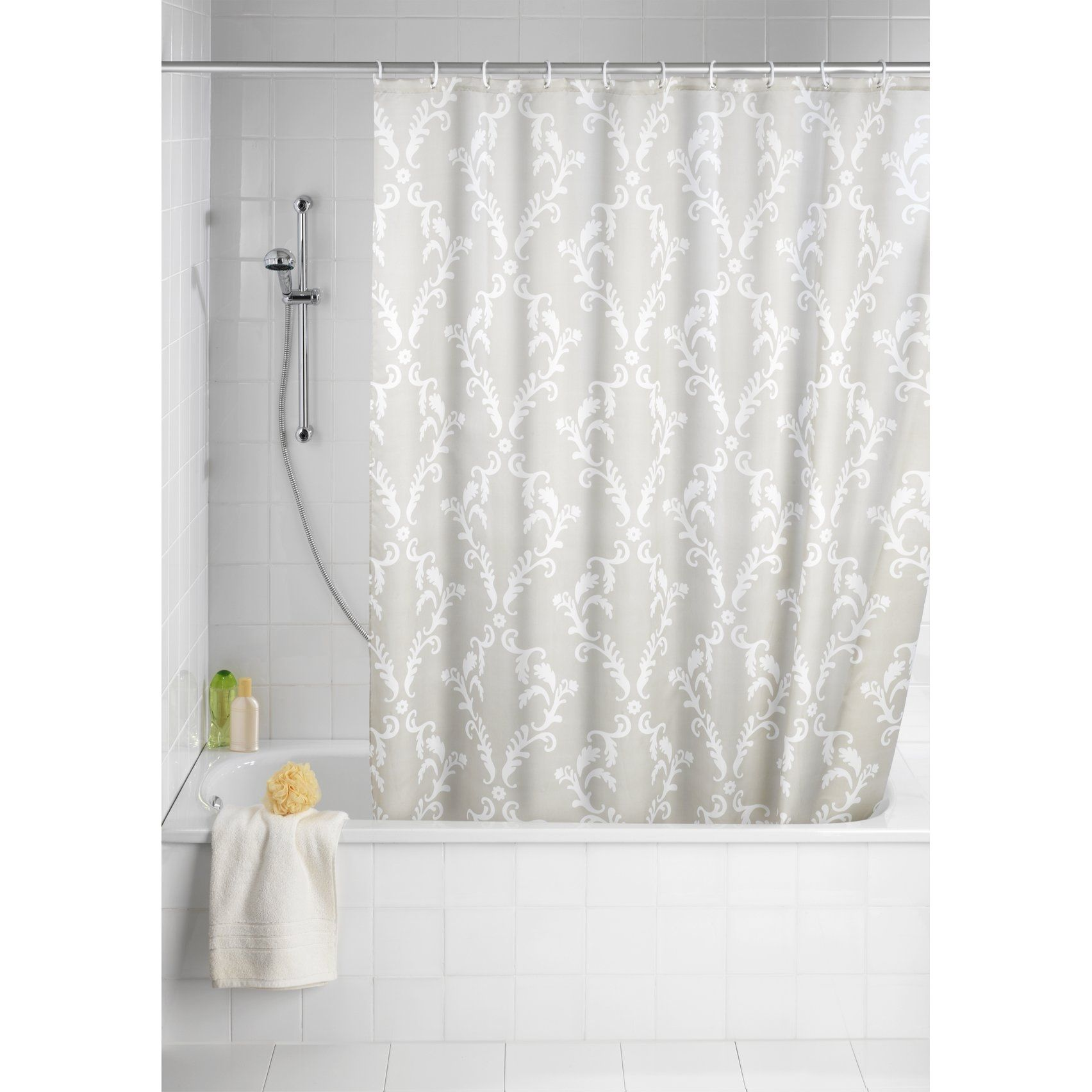 Anti Mould Shower Curtain | Shower Curtain | Pinterest | Bath