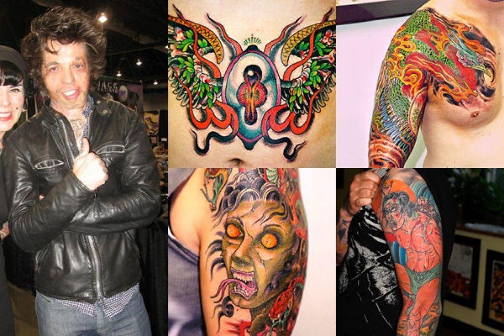 san diego tattoo artists floral