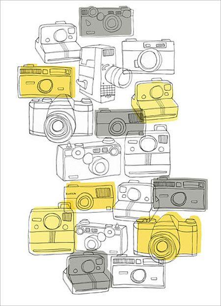 Cameras-juliste