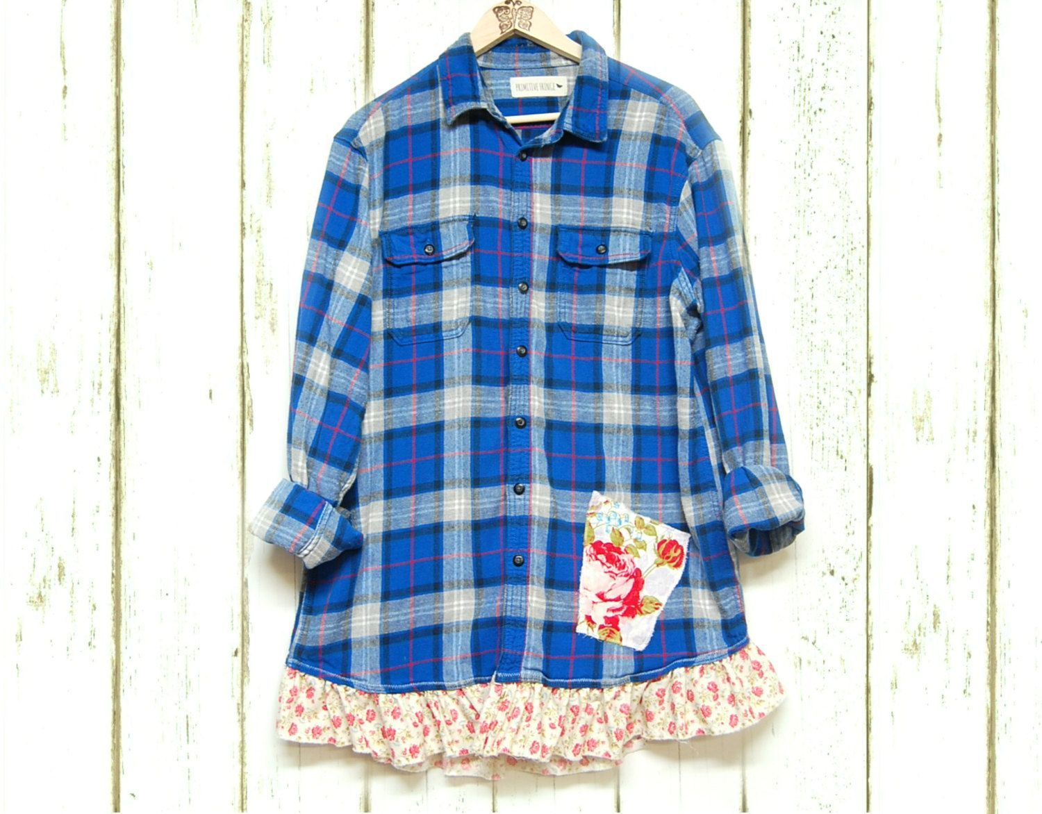 Flannel shirt and shorts men  Image result for mens linen shirts recycled  Upcycled clothing