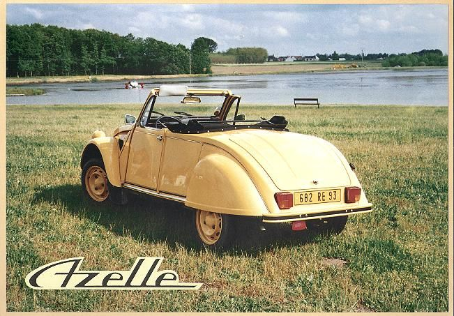 Citroen 2cv kitcar azelle