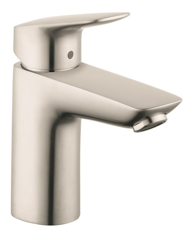 Hansgrohe 71100 Logis Single Hole Bathroom Faucet with EcoRight and ...