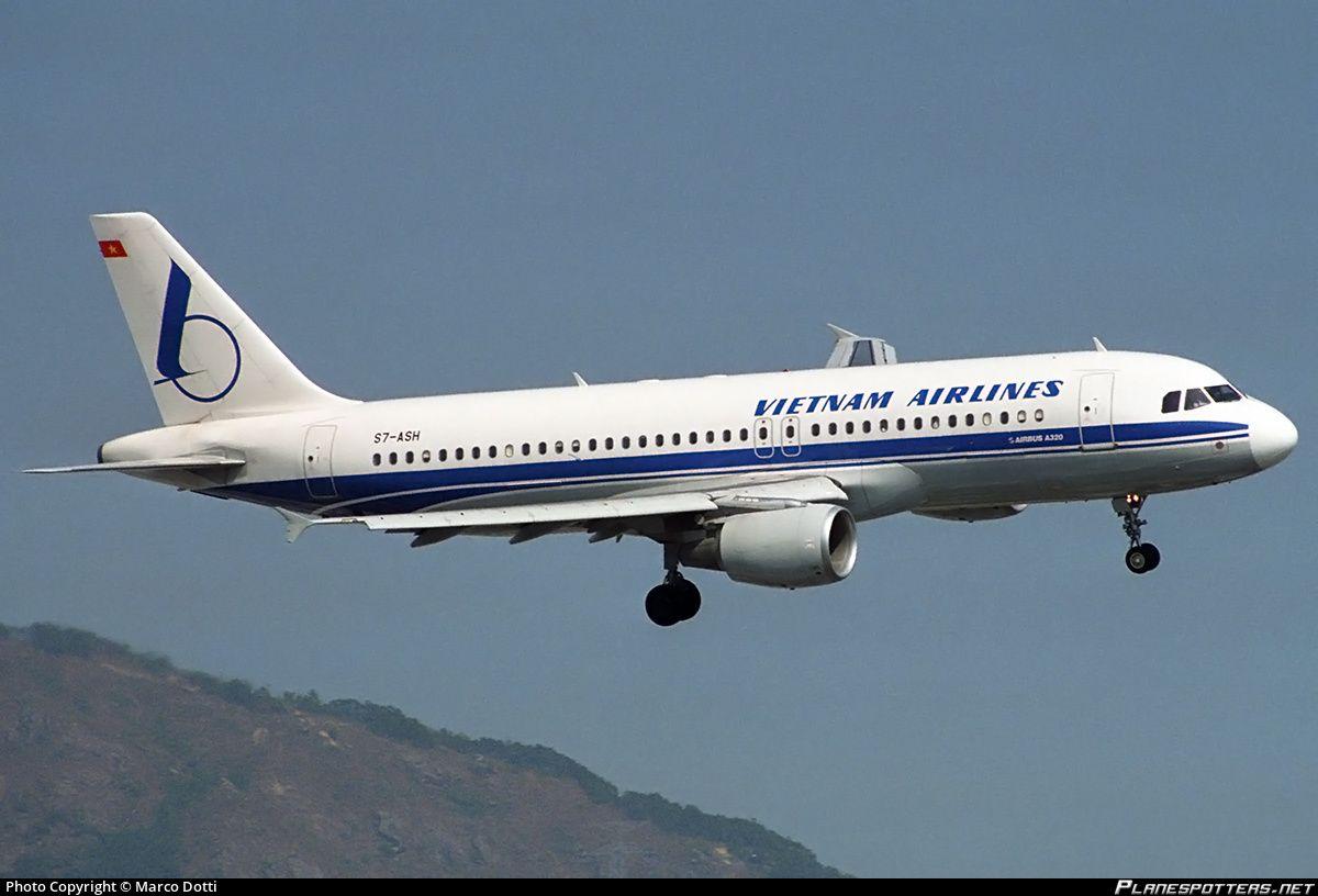 S7 Ash Vietnam Airlines Airbus A320 214 Vietnam Airlines Airbus Vietnam