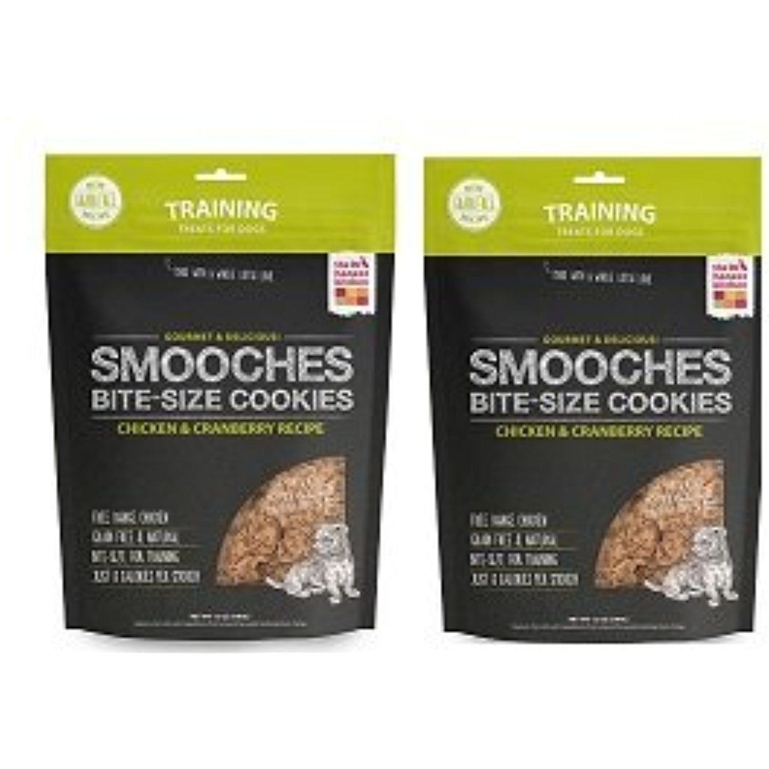 2 Pack The Honest Kitchen Smooches Natural Handbaked Grainfree Endearing Honest Kitchen Reviews 2018