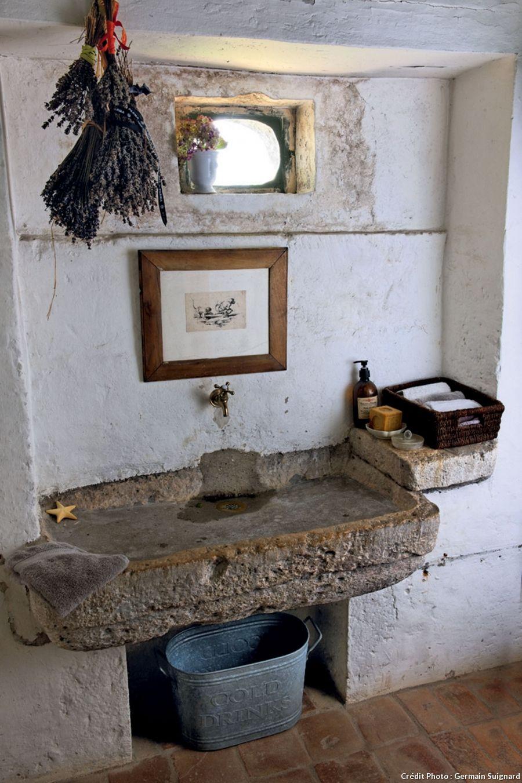 Meuble Salle De Bain Bas Bois ~ 11 lavabos anciens vraiment tonnants maison s h e l t e r
