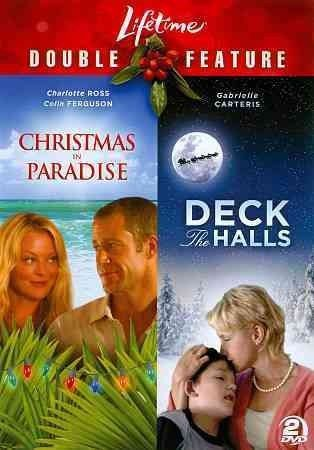 Christmas In Paradise/Deck The Halls (Dvd/2Pk/Dbfe)-Nla!