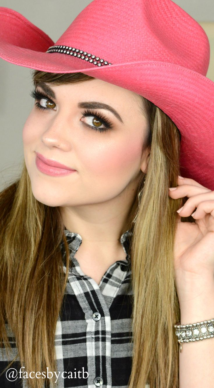 Cowgirl Makeup Tutorial