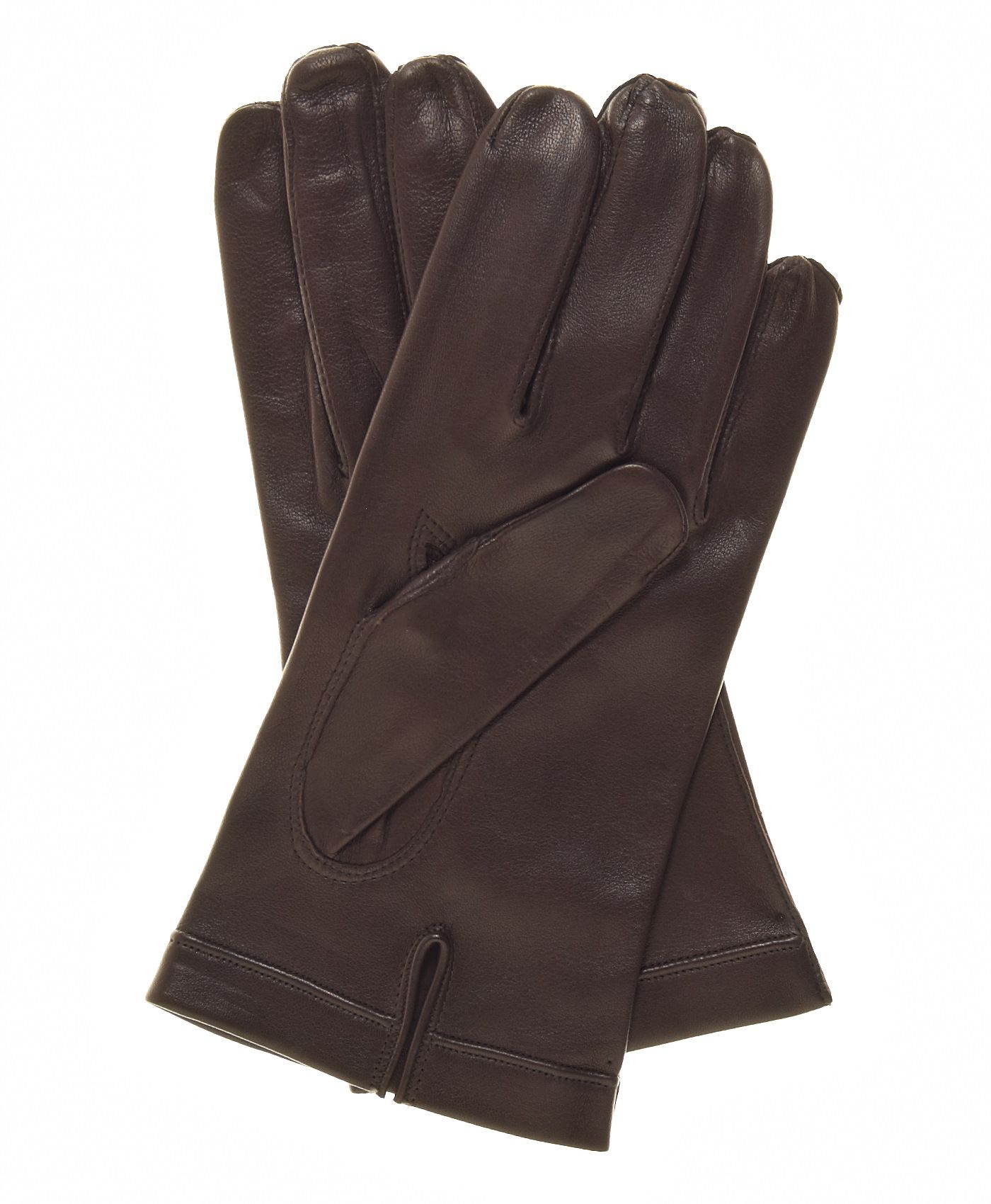 e08c68ec322b0 Men's Italian Unlined Leather Gloves By Fratelli Orsini | Free USA Shipping  at Leather Gloves Online