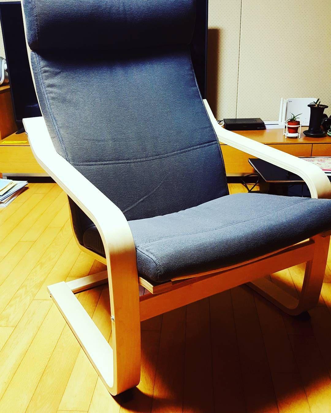 만들었당 이케아 조립.. 힘듬 매우.. #ikea  #furniture  #arm  #chair by nj_kim_
