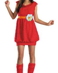 Elmo Child/Tween Costume Size 14-16