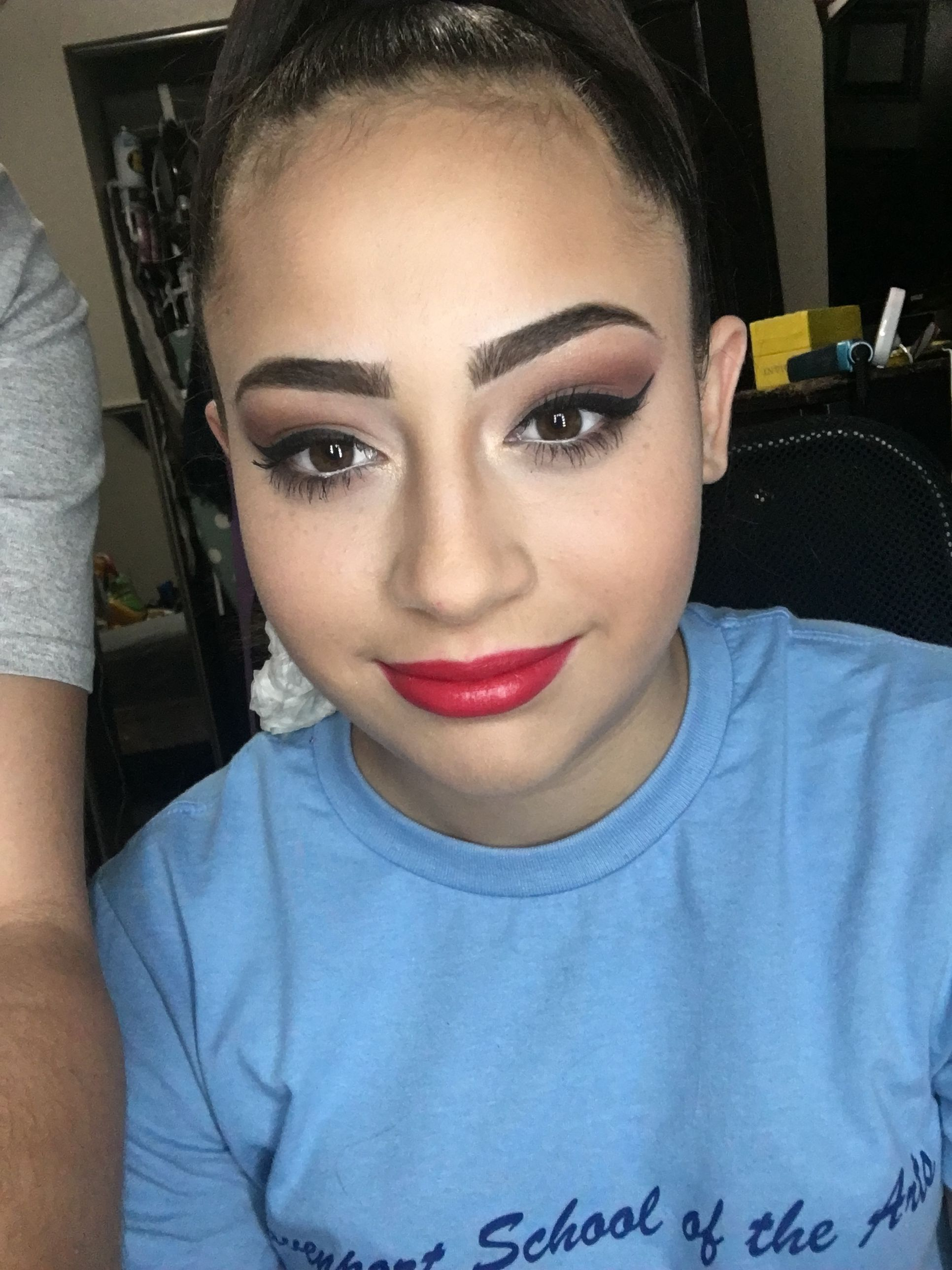 How To Apply Makeup For A Dance Recital