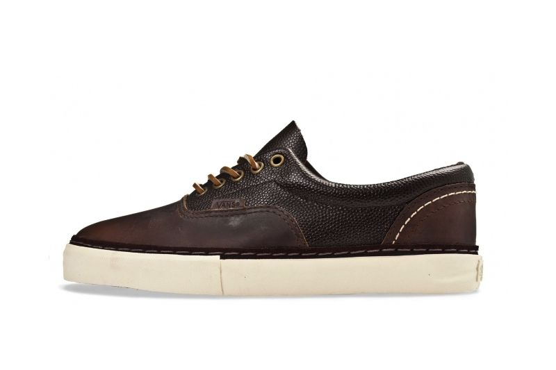 4a25d8fcaa vans-x-horween-leather-era-1. Vans x Horween Leather Company Sneaker  Collection ...