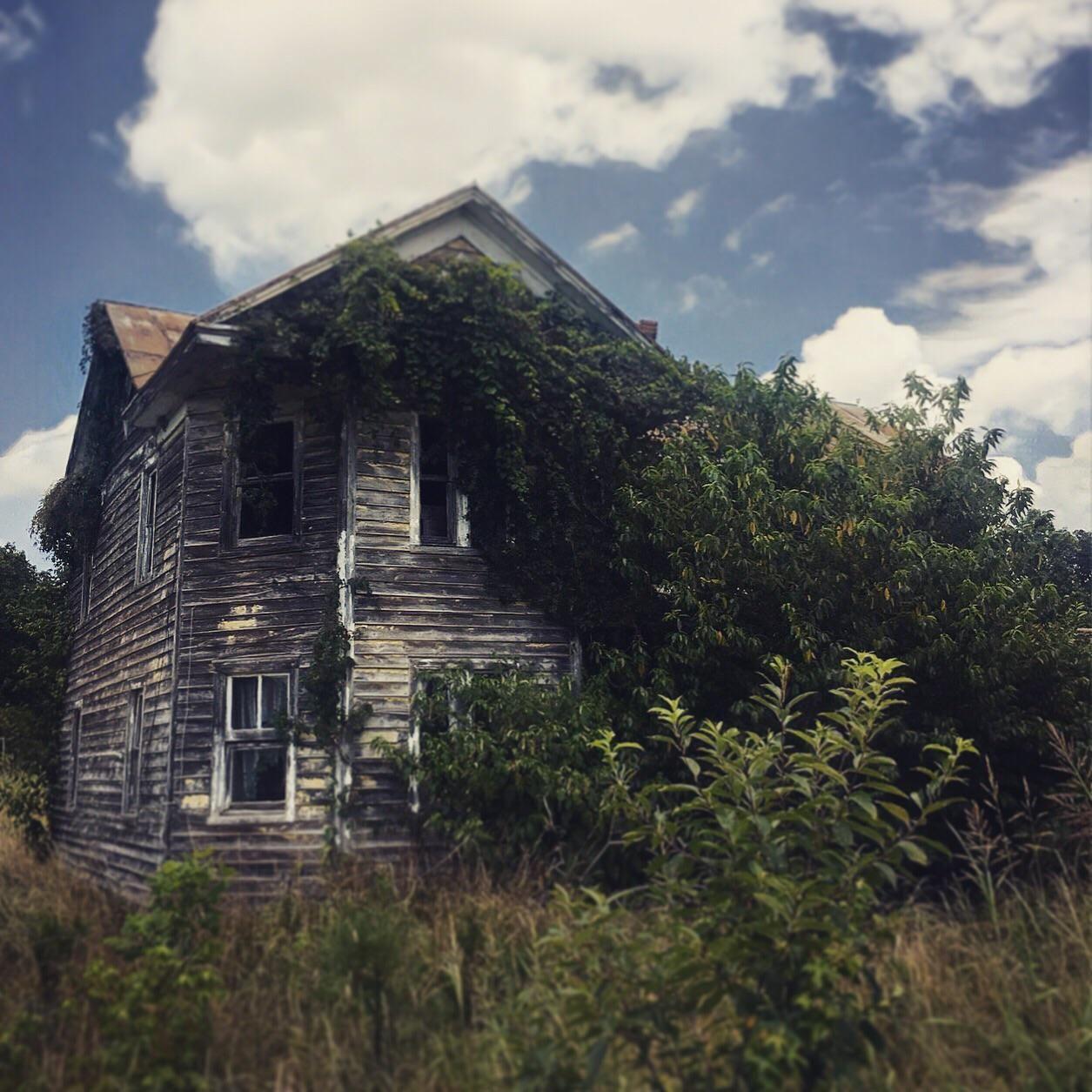 Abandoned Places, Urban Road, Abandoned