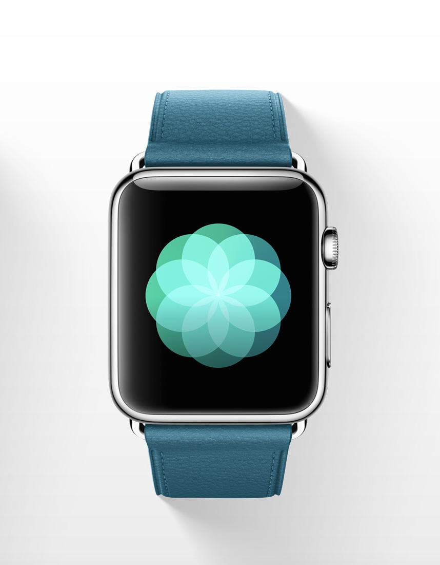 Breathe Apple's new Watch app to encourage breathing
