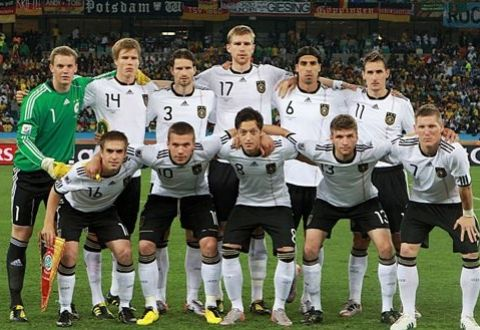 Ze Germans Missing Ballack But You Will Always Be Very Special Germany National Football Team Germany Soccer Team World Cup Teams