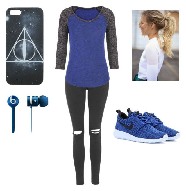 """I Work Out In style"" by hazel2002 ❤ liked on Polyvore"