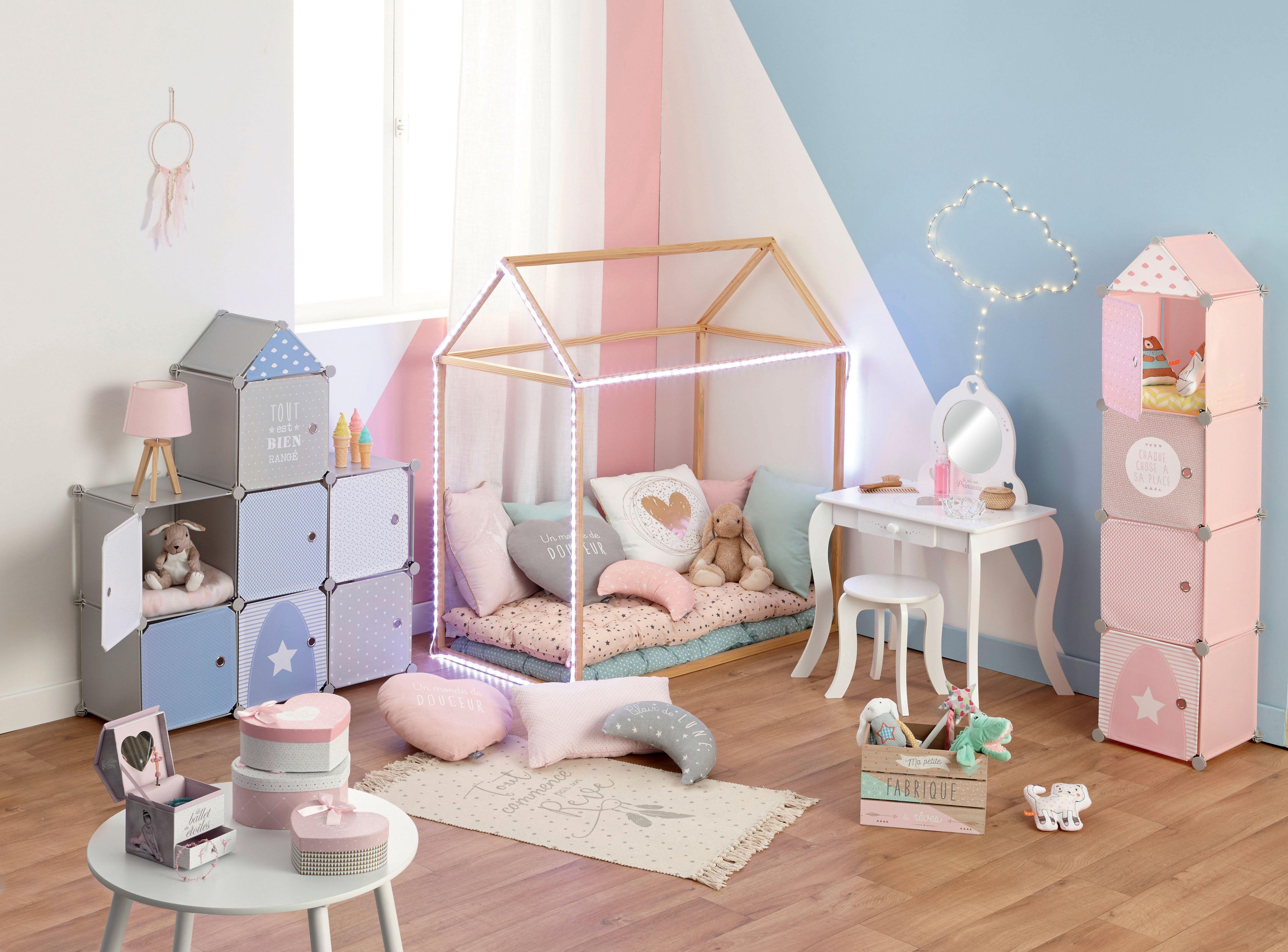 Chambre enfant fille → Centrakor  Chambre enfant, Chambre enfant