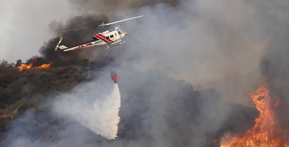 Hud offers disaster relief to california wildfire victims