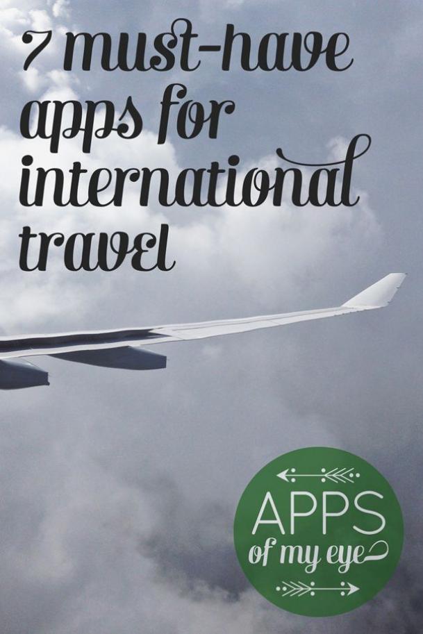 7 Must-Have Travel Apps for International Travel                                                                                                                                                     More #travelhacks #travel #hacks