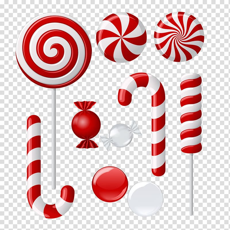 Candy Cane Candy Cane Lollipop 3d Cartoon Candy Sketch Exquisite Cartoon Lollipop Transparent Bac In 2020 Candy Cane Lollipops Happy Birthday Illustration Clip Art