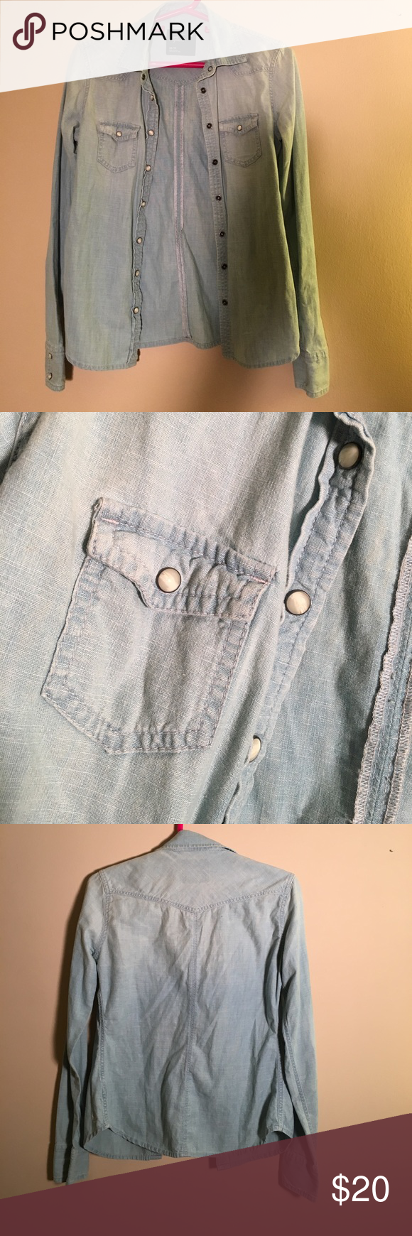 56d794f3bfa Light Blue Denim Shirt Pinterest - BCD Tofu House
