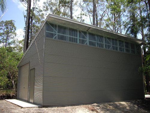 Best Skillion Roof Garage Design Steel Buildings Roofing 400 x 300