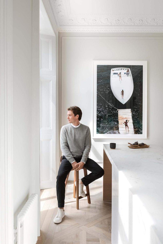 World Exclusive Inside The Home Designed By Princess Beatrice S Fiance Edo Mapelli Mozzi Cocinas Arte Pintura Y Pinturas