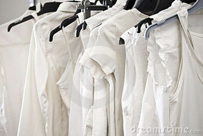 how to get yellow sunscreen stains out of white shirts