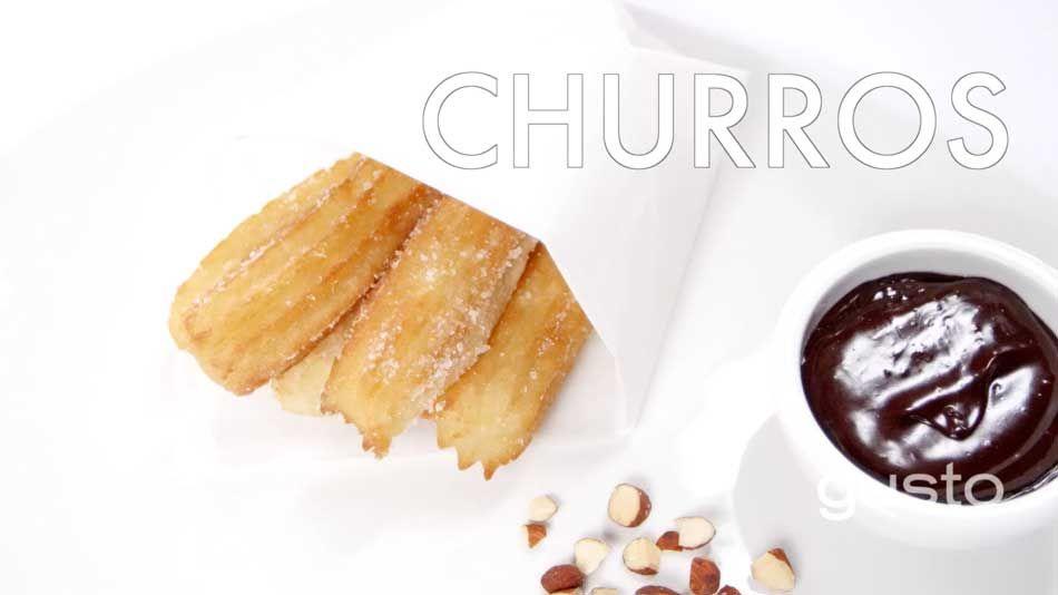 Watch one world kitchen 39 s natalia machado make churros for Natalia s kitchen