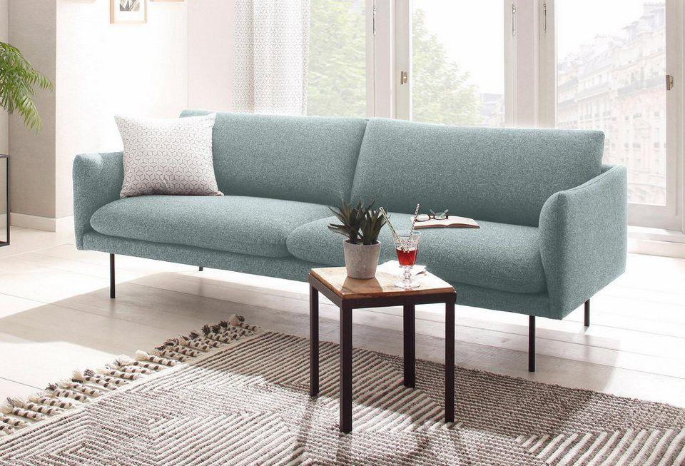 Andas 3 Sitzer Mavis Mit Losen Sitz Und Ruckenkissen Skandinavischer Stil Sofas Haus Deko Und 3 Sitzer Sofa