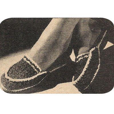 Crochet Scruffs House Slippers Pattern | Crochet house, Crocheted ...