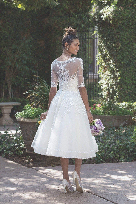 Hochzeitskleid Halblang – Valentins Day  Kleider hochzeit