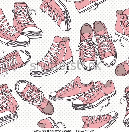 Stock Images similar to ID 102778112 converse shoes black