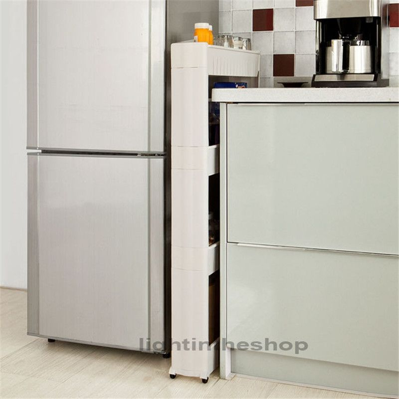 Muebles de Cocina de Almacenamiento En Rack Deslizable Desmontable ...