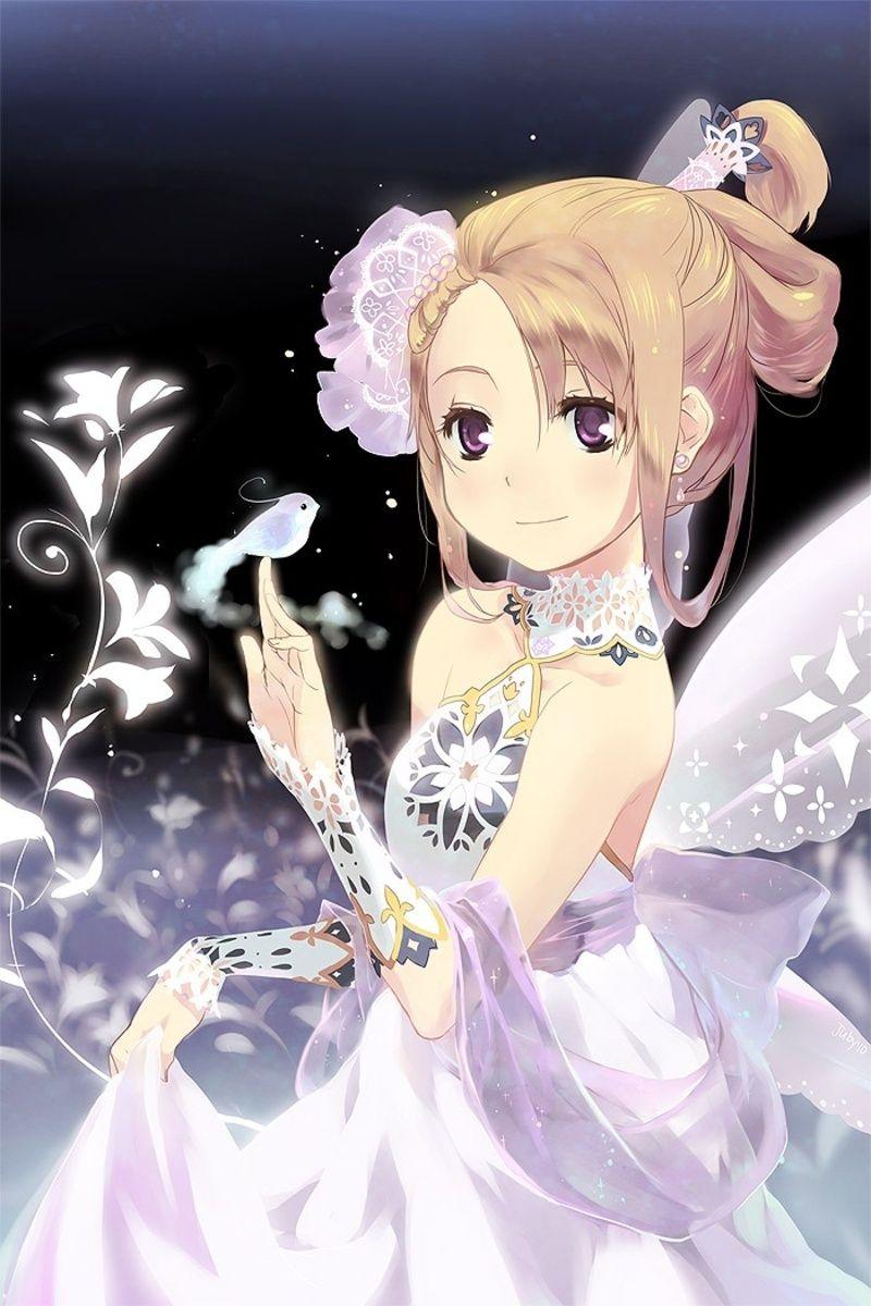 F e plus les plus belles filles en anim pinterest - Fille en manga ...