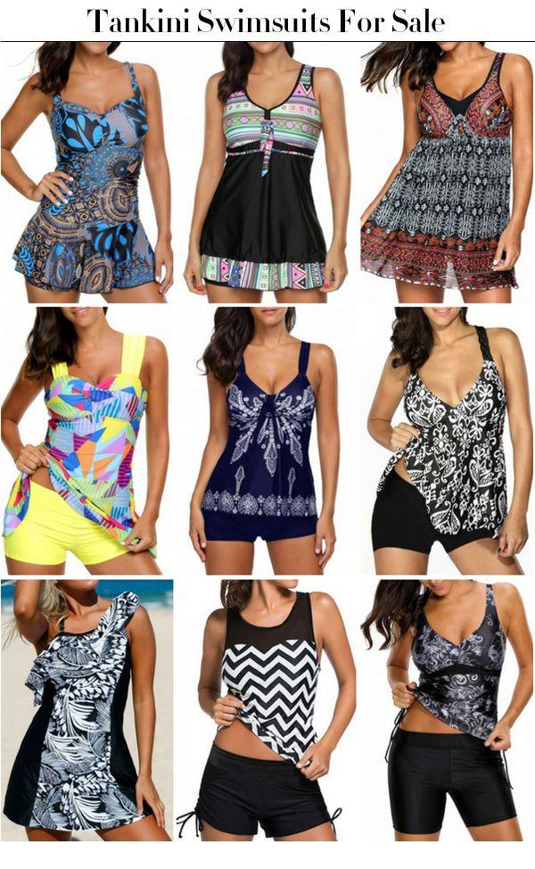 c7b6de6d06f36 Hot Sale Tankini Swimsuits   Swim dresses