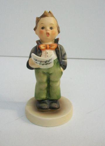 Hummel Figurine #135 Soloist TMK 3 1960-1972 $69.97