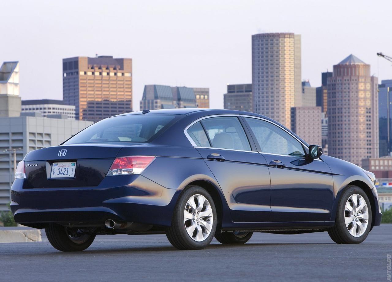 2008 Honda Accord EX L Sedan