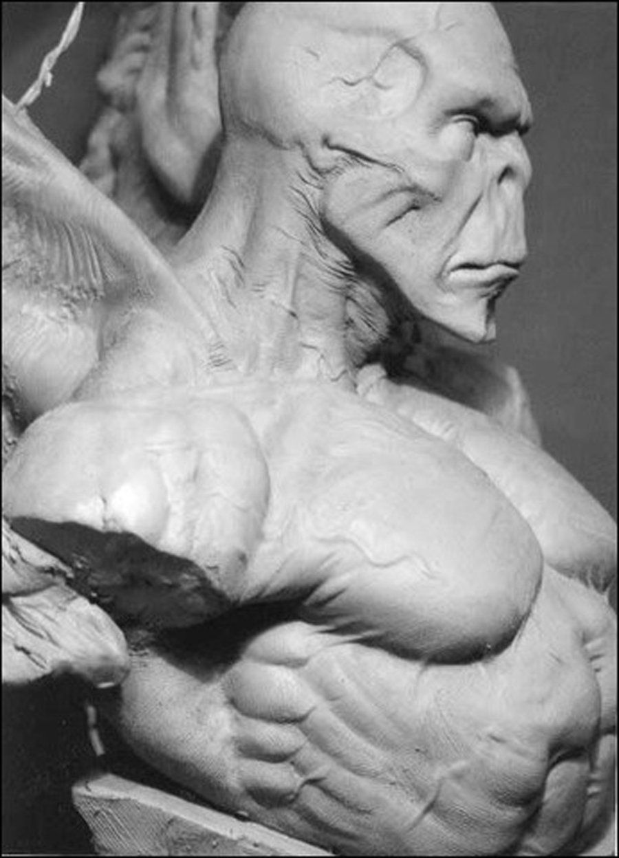 The Stryge 2 by *boulesteix   Creatures   Pinterest