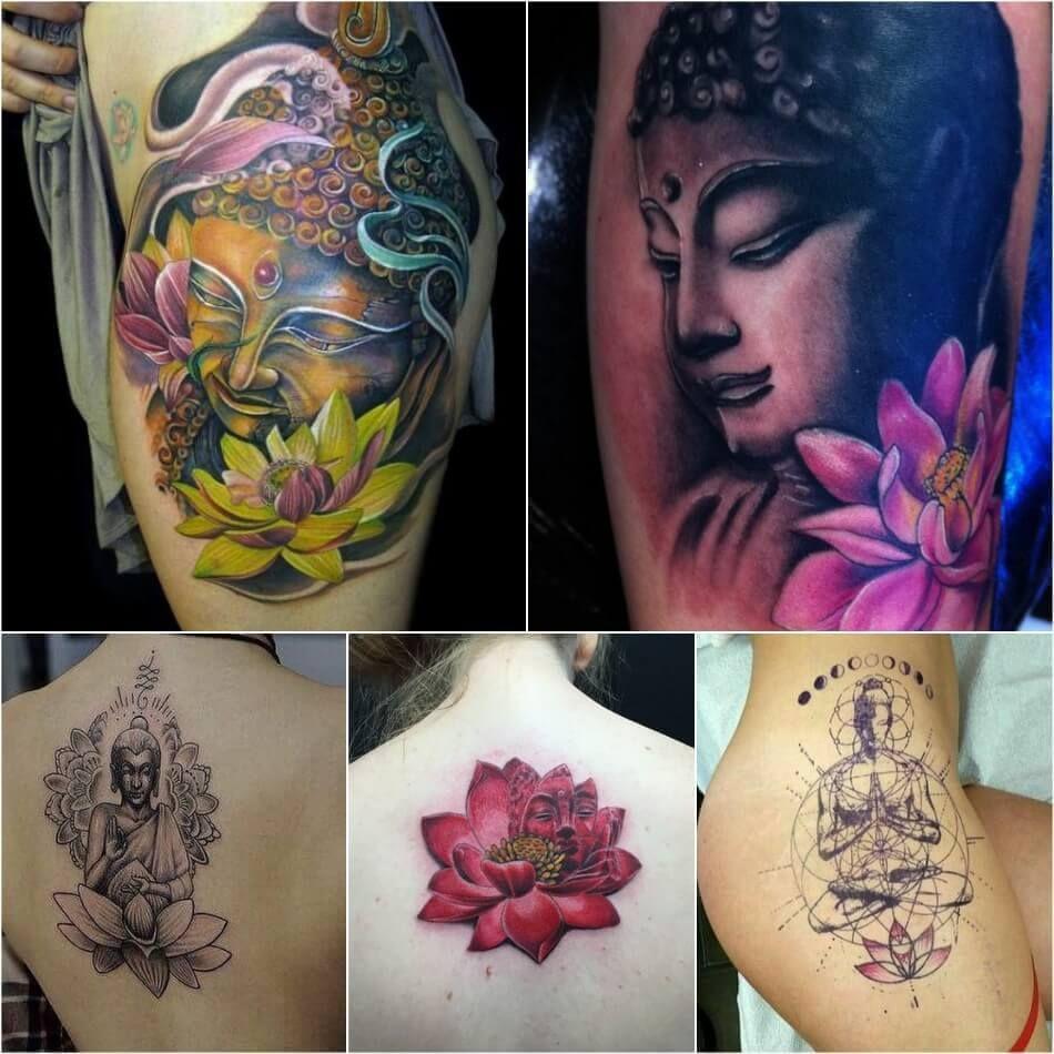 Lotus Flower Tattoo Female Lotus Tattoos Designs With Meaning Lotus Tattoo Design Tattoo Designs And Meanings Lotus Tattoo