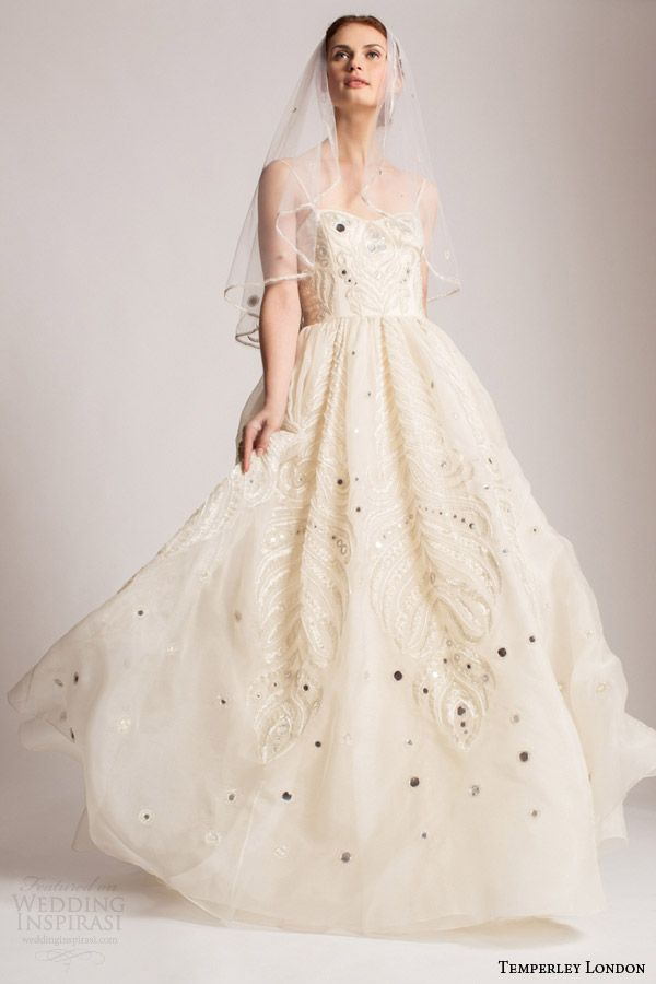 Temperley London Summer 2016 Wedding Dresses Marianna Bridal Collection
