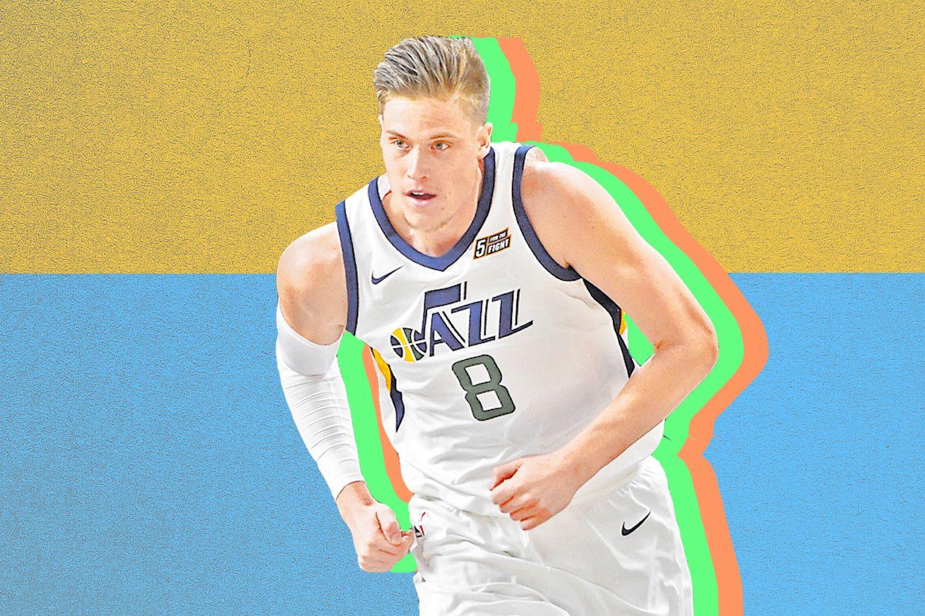 Jonas Jerebko Utah S Secret Weapon Utah Jazz Ucla Basketball Jazz Basketball